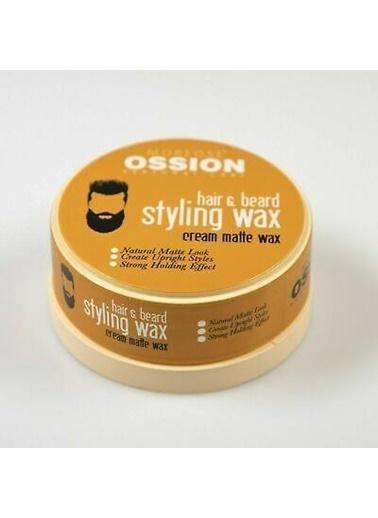 Morfose Morfose Ossion Styling Saç Sakal Wax 150ML Renksiz